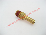 1/4 NPT Brass Barb Fitting 5/16 (8mm)