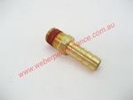 1/4 NPT Brass Barb Fitting 3/8 (9.5mm)
