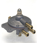 Malpassi Fuel Pressure Bypass Regulator - Turbo Carburettor 241