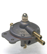 Malpassi Fuel Pressure Bypass Regulator - Turbo Carburettor 252