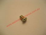 35 - Throttle plate screw (early) (DCOE Weber)