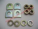 45 DCOE Ram Tube Lock Tab Kit