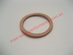 06 - Jet inspection cover gasket (DCOE Weber)