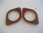 48 IDA / IDF Weber 9.5mm Bakelite (Phenolic) Spacers (pair)