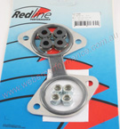 Redline 40-48 DCOE Weber Soft Mount Kit