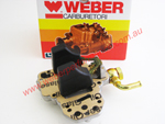 75 - DCOE Weber top cover assembly