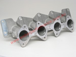 Ford Zetec Twin DCOE Weber Manifold