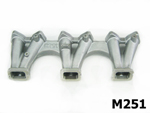 Holden 6 Red Motor Triple DCOE Weber Manifold - LYNX LONG
