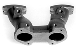 Mini & Sprite 850 - 1275 DCOE Weber Competition Manifold