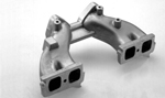 Toyota 2000 8R 18R (Aust Engine only) DCOE Weber Manifold