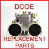 DCOE Weber Replacement Parts