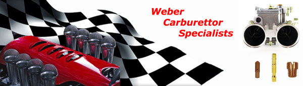 Welcome to the Home of Weber Performance Carburettors