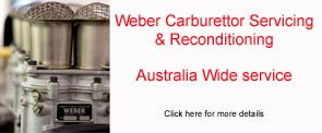 Weber Servicing & Reconditioning